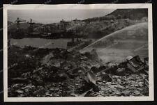 Bergen-Hordaland-Norwegen-Norge-Norway-10.4-15.4.1940.WW2-Ruinen-Port-1