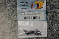 FTM Fishing Tackle Max Tropfenblei mit Schlauch versch. Gewichte Blei