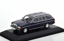 1:43 Minichamps Mercedes 230TE S123 1982 darkblue