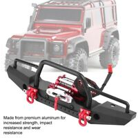 RC 1/10 Frontstoßstange Heckstoßstange für Traxxas TRX-4 RC Auto Crawler