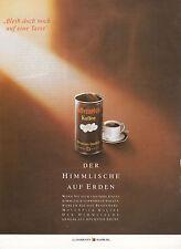 MÖVENPICK KAFFEE CAFE - PUBLICITE PRESSE ADVERT 1990 - COUPURE MAGAZINE