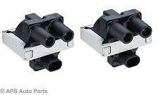 2x Fuel Parts Alfa Romeo 33 1.3 1.4 145 1.4 155 2.0 Ignition Coil Pack Block New