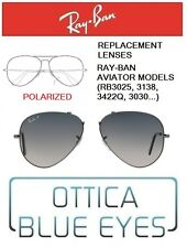 Lenti di Ricambio RAYBAN AVIATOR MODELS Replacement Lenses Ray Ban RB3025 78 POL