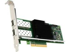 Intel X710-DA2 10Gb SFP+ Dual Port Network card with Full or Half height Bracket