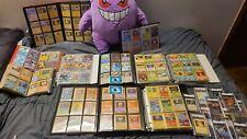 Binder Collection of Pokemon Cards Random lot! Update 6 Vintage, Modern, Shinys!