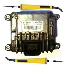 REPAIR SERVICE Astra Corsa Combo 1.7 DTI ECU EDU diesel fuel pump 16267710