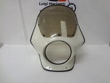 Mascherina cupolino cafè racer mask headlight HONDA CB 125 X - BMW NORTON GUZZI