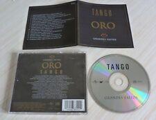 RARE CD ALBUM COMPILATION GRANDES EXITOS ORO TANGO 16 TITRES 2002