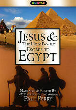 Jesus & the Holy Family Escape to Egypt NEW DVD//