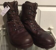 Haix Brown MTP Gore-Tex Waterproof Army Issue Combat Boots 8M HX38M