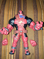 Marvel Legends Venom VENOMPOOL Build A Figure BAF Complete Spider-Man IN HAND
