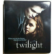 TWILIGHT - Official Collector Cards Album / Binder (NECA) #NEW