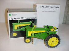 1/16 John Deere 730 Narrow Front Precision #13 Tractor by ERTL W/Box!