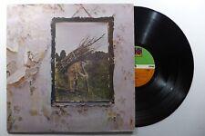 Led Zeppelin - Led Zeppelin IV (K50008  1971) Mis-print Label Misty Mountain Top
