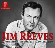 The Absolutely Essential 3cd Collection Jim Reeves Audio CD