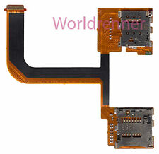 SD SIM Flex Lector Tarjetas Memória Connector Memory Card Reader HTC One Mini 2