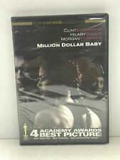 Million Dollar Baby widescreen Clint Eastwood Hilary Swank new Dvd