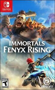 Immortals Fenyx Rising for Nintendo Switch [New Video Game]