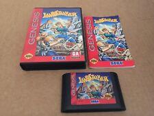 Landstalker ( Sega Genesis Game, 1993) Complete