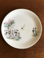 Vintage Alfred Meakin My Fair Lady Cake Plate No Stand