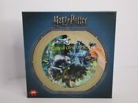 "Harry Potter Magical Creatures Puzzle 300 Piece The Forbidden Forest 20"" RoundB1"