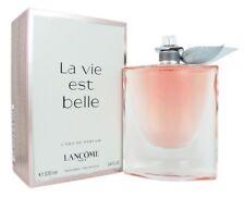 Lancome La Vie Est Belle Women 3.4 oz 100 ml *L'Eau De Parfum* Spray Nib Sealed