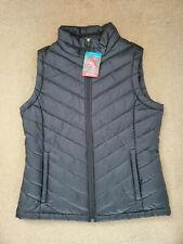 Columbia Women's Morning Light III Omni Heat Vest Black Sz Large