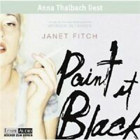 JANET FITCH - PAINT IT BLACK 6 CD NEW