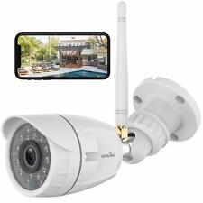 Outdoor Security Camera, Wansview 1080P WiFi Home Surveillance Waterproof Camera
