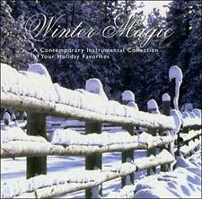 : Winter Magic: Holiday Instrumental  Audio CD