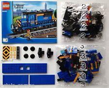 LEGO® City Eisenbahn aus Set 60052 Disellok blau Lok Bausatz NEU ohne Power Fun.