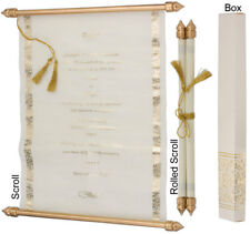 25Pcs Scroll Wedding Invitations Birthday Invitation Cards