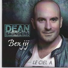 Dean Saunders-Ben Jij cd single