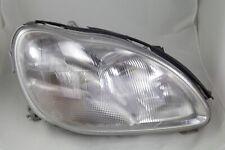2000-2002 Mercedes S430 S500 W220 Right Passenger Side Headlight, Regular Bulb
