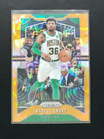 2019-20 Panini Prizm Marcus Smart Orange Ice Holo, Boston Celtics