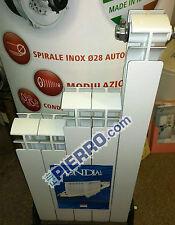 Radiatore alluminio Mondial 2.0 - 800 garanzia 15 anni  Termosifone calorifero