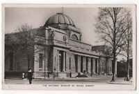 Cardiff The National Museum Of Wales Vintage RP Postcard 178c