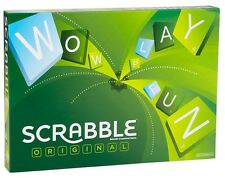 SCRABBLE ORIGINAL Board Game NEW