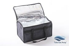 Insulated Chilled Food Delivery Bag Cold Frozen Catering Deliveries Bags XL C8
