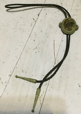 Horses In Picture String Bolo Tie Two