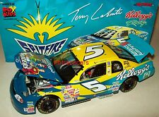 TERRY LABONTE 1999 NASCAR RACERS SPITFIRE KELLOGG'S #5 CHEVY HOMESTEAD 1/24