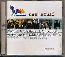 Triple M's New Stuff 2 - Various Artists cd