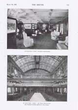 1901 On Board Hms Ophir Late General Sir Sam Browne Vc