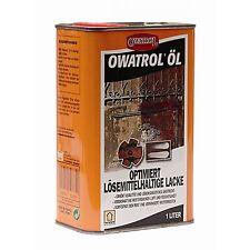 OLIO ANTIRUGGINE OWATROL OIL 1 LT ADDITIVO PER PITTURE PRIMER PENETRANTE
