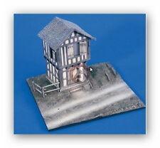 VERLINDEN 1/48 VP 2285 PICCOLA tedesco casa di legno con basi