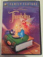 Thumbelina (DVD, 2006, Sensormatic)