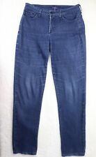 NYDJ Women's Jeans SKINNY Size 8 Lift and Tuck Technology Medium Wash Stretch