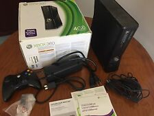 Microsoft Xbox 360 with Kinect zoom 250 GB Black Console