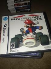Mario Kart ds REPLACEMENT CASE No game DS 3ds case with manual