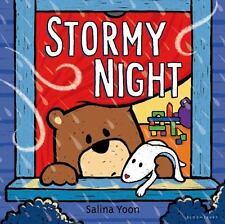 Stormy Night-ExLibrary